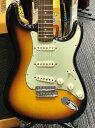 Fender American Vintage Series '59 Stratocaster 3-Color-Sunburst 【新品】【おちゃのみず楽器在庫品】