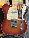 Fender American Elite Telecaster Aged Cherry Burst 【新品】【おちゃのみず楽器在庫品】