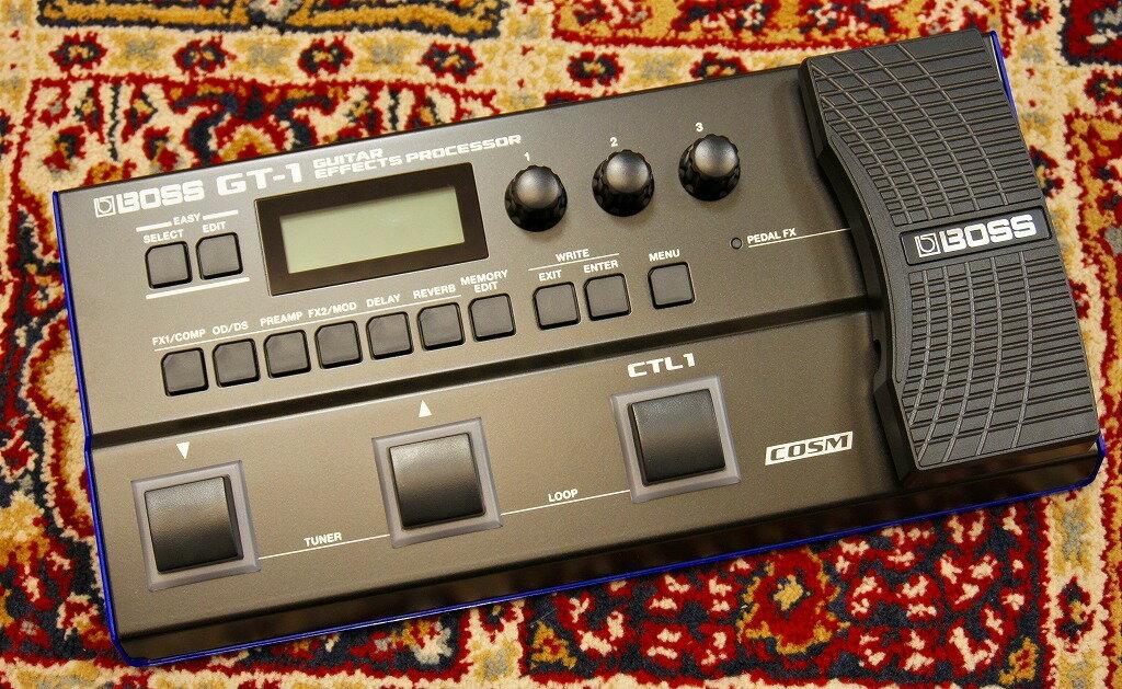 BOSSGT-1マルチエフェクター新品おちゃのみず楽器在庫品