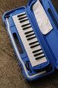 KC/キョーリツコーポレーション 鍵盤ハーモニカ キョーリツ メロディーピアノ(ブルー) 《鍵盤ハーモニカ》 [P3001-32K] 【今ならドレミシールプレゼ...