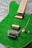 Sterling by MUSIC MAN AX40D-TGR (Translucent Green)【送料無料】