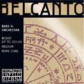 Belcanto (ベルカント) コントラバス弦 G BC61 バラ弦【ONLINE STORE】