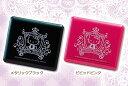 NONAKA ノナカ Hello Kitty ハローキティ リードケース アルトサックス用10枚用 メタリックブラック/ビビッドピンク【ONLINE STORE】