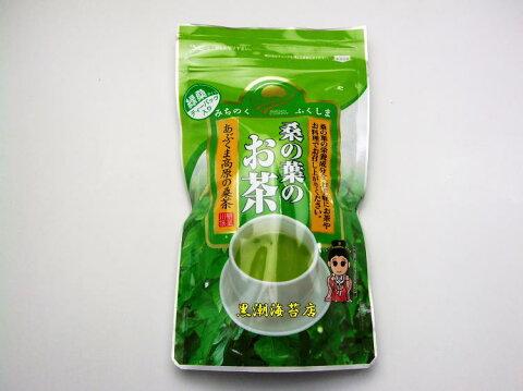 川俣農業振興公社 川俣桑の葉茶 緑茶タイプのティーバッグ40袋 中性脂肪、ダイエットにお悩みの方へ