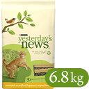 猫砂 ピュリナ Yesterday's News イエスタデーズニュース(猫砂) 6.8kg 【紙系の猫砂/ねこ砂/ネコ砂】【猫の砂/猫のトイレ】【猫用品/猫(ねこ・ネコ)/ペット・ペットグッズ/ペット用品】