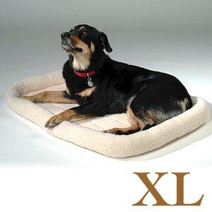 マイベッド(犬用ベッド)XLアイボリー大型犬用ベッド・マット/カドラー/ペットベッド犬用品/ペット・