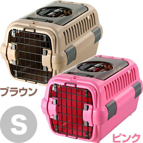 リッチェルキャンピングキャリーダブルドアSキャリーバッグ・キャリーバック/コンテナ超小型犬用キャリー