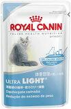 ロイヤルカナン(ROYALCANIN)キャットフード FHN-WET 成猫用 ウルトラライト 体重管理が難しい猫用 85g 【キャットフード/ウェットフード・パウチ/成猫用(アダル