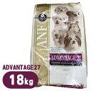 ANF アドバンテイジ27 18kg 【ドッグフード/ドライフード/成犬用(アダルト)/ペットフード/ドックフード】