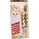 チャオ 豆乳とおからのドライフード かつお味 35g×8袋 【バレンタイン特集2007】【大事な... ...