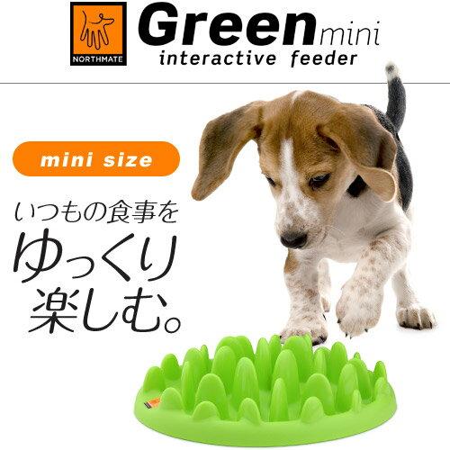 NORTHMATEグリーンフィーダーミニ(Greenminiinteractivefeeder)早食