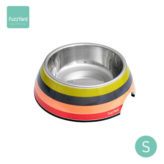 hottahabu FuzzYard食物弓LUCUA肥生魚片S[供狗餐具/狗的餐具/狗使用的餐具/食物盤子][狗用品/寵物·寵物商品/寵物用品]