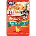 日本ペットフード コンボキャットスープ 減塩15しらす 40...