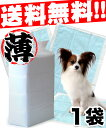 [free shipping] is fs2gm one bag of thin pet sheet [deep-discount pet sheet / regulation size / wide size / super wide size] [dog article, dog / pet article, pet goods] [pet sheet / pet sheet / restroom sheet] [restroom / restroom article of the dog]