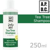 APDC ティーツリーシャンプー 犬用 250ml 【A.P.D.C. Shampoo/犬用シャンプー/犬のシャンプー/いぬのシャンプー】【犬用品/ペット・ペットグッズ/ペット用品】