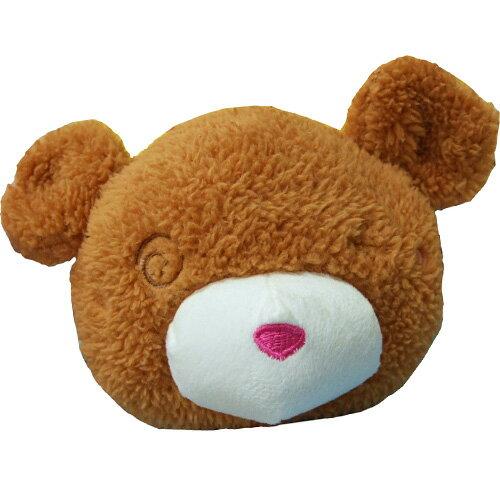 ペッツルート もこもこでっかいズーズー クマ 【犬のおもちゃ/犬用おもちゃ】【犬用品/ペット・ペットグッズ/ペット用品/オモチャ】