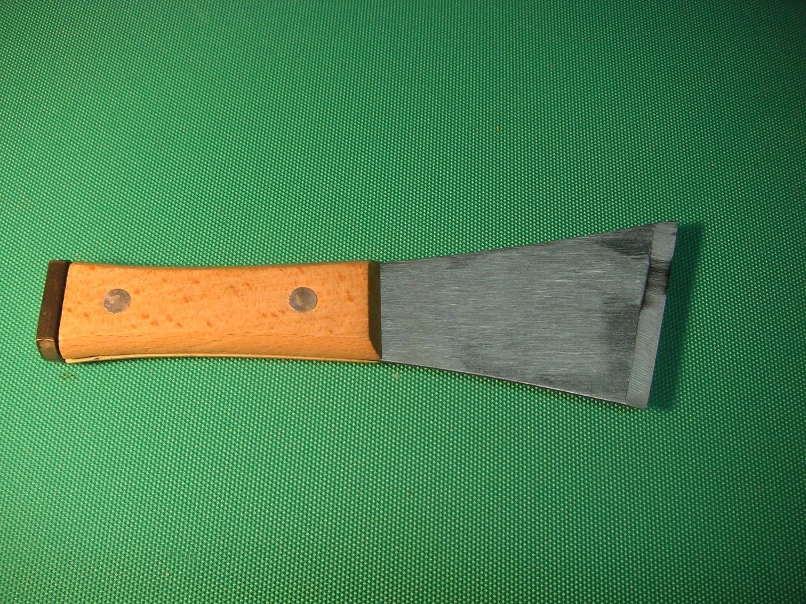 ハガネY型皮スキ 60ミリ(ヘッド付) 02P0...の商品画像
