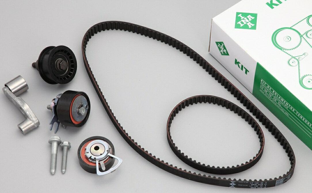 【送料サービス/送料込】VW ポロ ルポ/タイミングベルトテンショナーセット新品(036198119E)