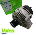 【代引き出荷可能/安心1年保証付き】Valeo製 ダイナモ オルタネーター新品 (14V/90A) ベンツ W210 W202 W208 (0101544602/439095)