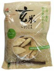 玄米このは・プレーン 80g×10個セット【アリモト】【05P03Dec16】