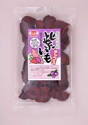 紫いもチップス 68g【健康フーズ】【05P03Dec16】