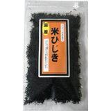 【高木海藻店】 米ひじき 50g