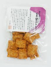 【アリモト】 召しませ日本・玄米醤油おかき 50g【05P03Dec16】