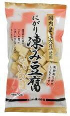 国内産・凍み豆腐さいの目 70g【マクロビオティック・ムソー】【05P03Dec16】