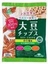 大豆チップスのり塩 50g【サンコー】【05P03Dec16】