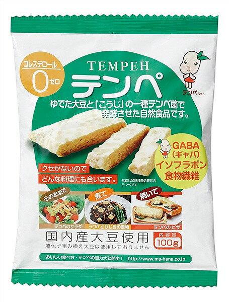 テンペ(レトルト) 100g【マルシン食品株式会社】【05P03Dec16】
