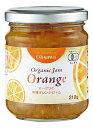 オーサワの有機オレンジジャム 210g【マクロビオティック・オーサワジャパン】【05P03Dec16】