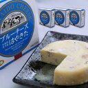 【3個】はやきた ブルーチーズ 100g 北海道 安平町 夢民舎 プレゼント ギフト 贈答 お返し 贈答品 お中元 御中元