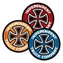 INDEPENDENT インディペンデント TRUCK COMPANY 5inch(12.5CM) sticker ステッカー