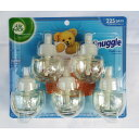 AIR WICK SCENTED OIL 5PACK SNUGGLE
