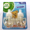 AIR WICK SCENTED OIL 2PACK SNUGGLE
