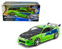 JADA TOYS ジャダトーイズ 1:24SCALE FAST AND FURIOUS ファストアンドフューリアス ワイルドスピード BRIAN'S MITS...
