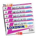 【第1類医薬品】ロキソニンSプラス 12錠 × 5個セット【...