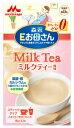 森永 Eお母さん ミルクティー風味 カフェインゼロ スティックタイプ (18g×12本) くすりの福太郎