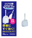 【第2類医薬品】ムネ製薬 コトブキ浣腸 ひとおし (30g×2個) くすりの福太郎