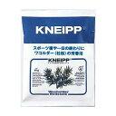 ドイツ製バスソルト KNEIPP クナイプ バスソルト ワコルダー 杜松の香り (40g) くすりの福太郎