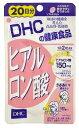 DHCの健康食品 ヒアルロン酸 20日分 (40粒) くすりの福太郎