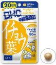 DHCの健康食品 イチョウ葉 【20日分】(60粒) くすりの福太郎