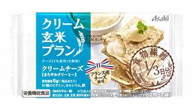 アサヒ バランスアップ クリーム玄米ブラン クリームチーズ (2枚×2袋) 栄養機能食品