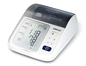 【特売セール】 オムロン 上腕式 血圧計 HEM-8731 (1台) カフ収納タイプ