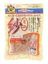 ドギーマン ミニ 紗 さや プレーン ドッグフード 超小〜小型犬用スナック (170g) くすりの福太郎