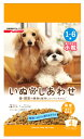 日清ペットフード いぬのしあわせ 小粒 1〜6歳 成犬用 脂肪・カロリー控えめタイプ (1.3kg) くすりの福太郎