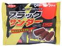 有楽製菓 ブラックサンダー 黒い雷神 ミニバー (173g) チョコレート 菓子 ユーラク くすりの福太郎