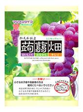 マンナンライフ 蒟蒻畑 ぶどう味 (25g×12個入) こんにゃくゼリー くすりの福太郎