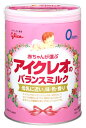 グリコ アイクレオ 赤ちゃんが選ぶ アイクレオのバランスミルク 0ヶ月から (800g) 【粉ミルク】 くすりの福太郎