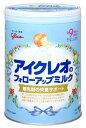 グリコ アイクレオ アイクレオのフォローアップミルク 満9ヶ月頃から (820g) 【粉ミルク】 くすりの福太郎